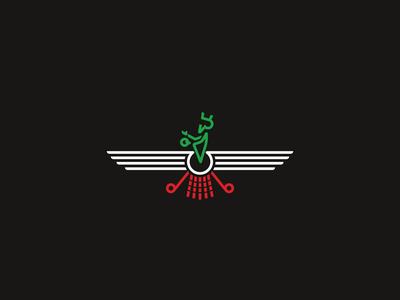 National symbol of ancient Iran