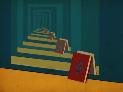 Book Ideation - #18 Mirror Effect