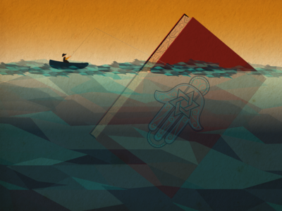 Book Ideation - #20 The Old Man and the Sea