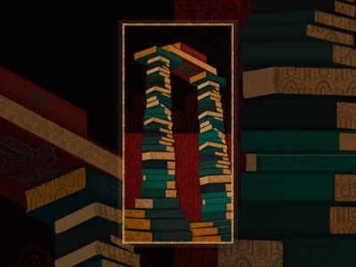 Book Ideation - #24 Temple of Athena Nike