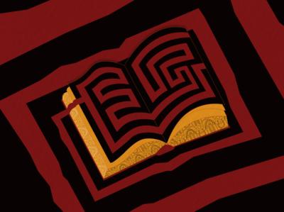 Book Ideation - #31 Maze