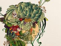 Hestia and Vegetable