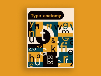 Circular Typeface Book - Type Anatomy