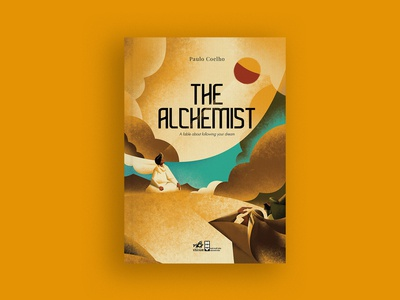 The Alchemist Book - Cover