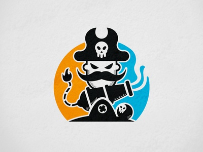 Pirate Corsair Logo