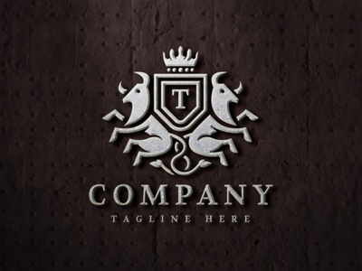 Bull Crest Logo