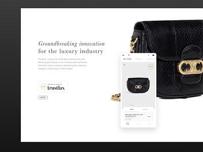 Landing Page certification luxury design app design figma ui landingpage app