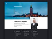 Monitor Deloitte Web