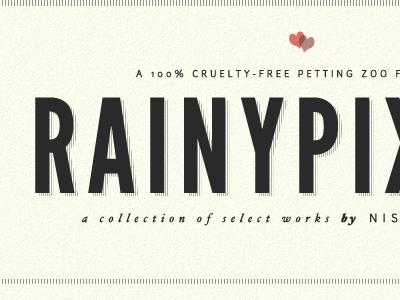 Rainypixels: Header