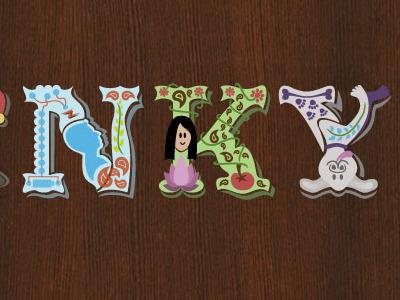 Minky logo colored