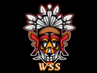 Hudoq (WSS esport team logo)