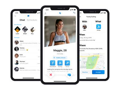 SideFit ios app development design appstore apps apple appdesign app ios