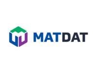 Matdat logo dribbble