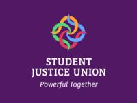 Student Justice Union logo design
