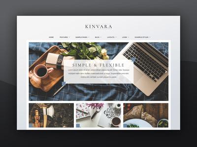 J51 Kinvara - A Joomla Template