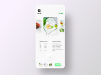 eat.fit UI redesign