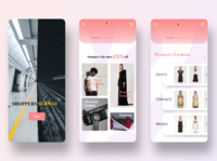 Shoppers Subway | Online Shopping App UI Design
