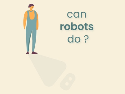 can robots do?