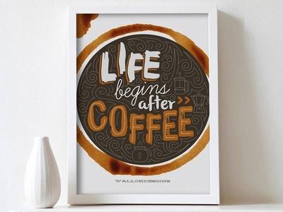 Coffee Type Decor