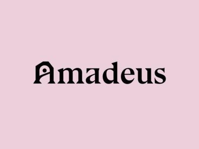 Amadeus Logotype