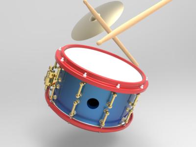 Drums element