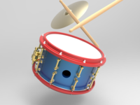 Drums element