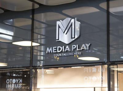 free M logo