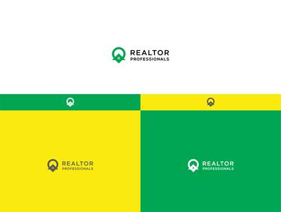 Modern or realtor or real estate logo