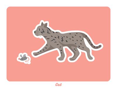 Animal farm: Cat