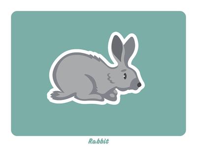 Animal farm: Rabbit