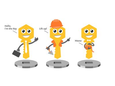 Mascot Key