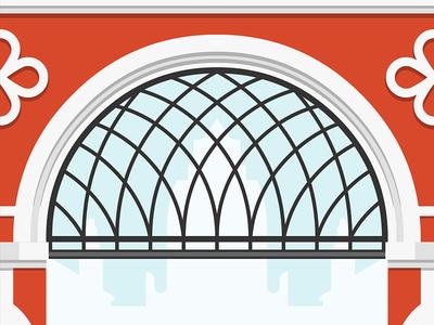 Gothic lattice