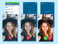 Telegram Voice Call for Android. Redesign. Part 2