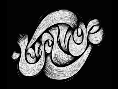 Together hand lettering letters typography typo type lettering