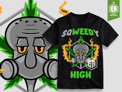 """""""Sqweedy High"""""""
