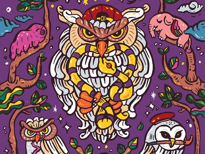 King of Owl