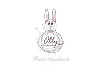 "Logo ""Olly handmade"""