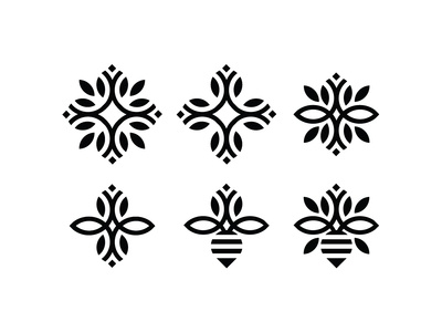 Where the bee logo came from