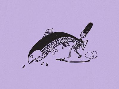 The Salmon Dance