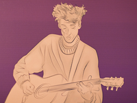 Musician Illustration