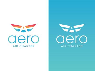 Aero Air Charter Logo