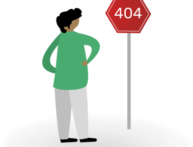404 Human Figure Vector Art