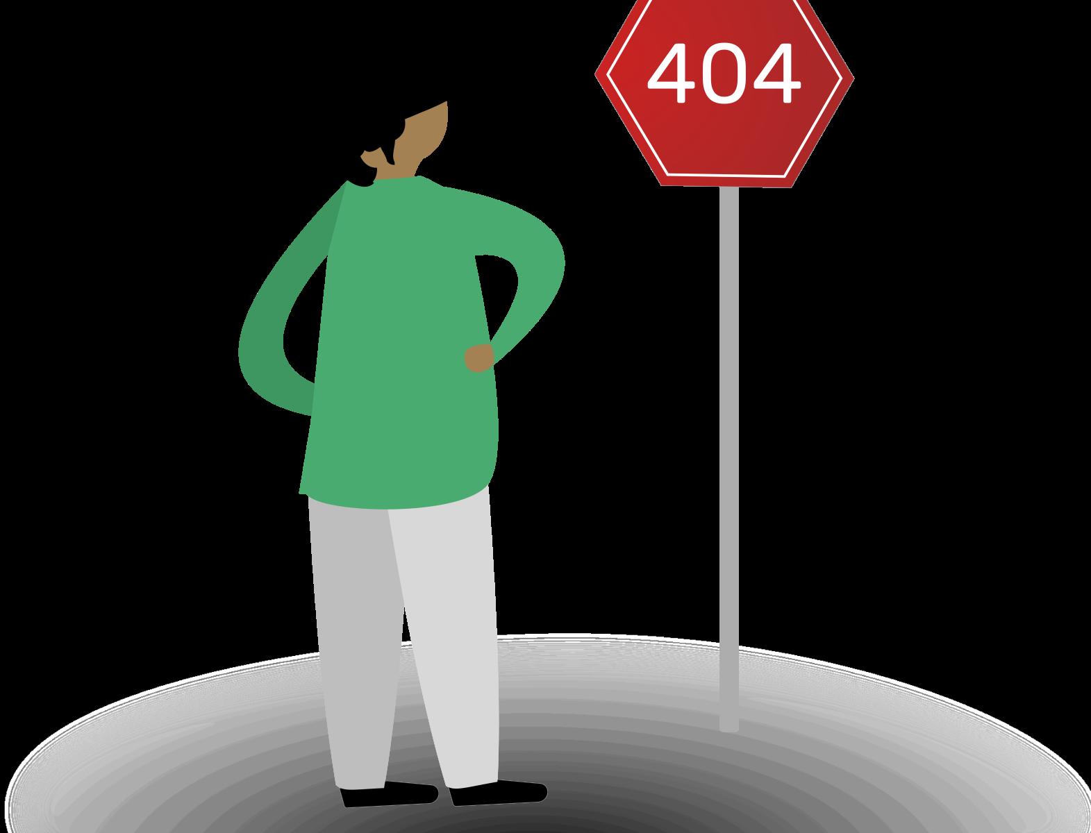 404 Human Figure Vector Art By Rahul On Dribbble