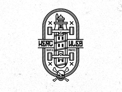 Hercules - Skate design