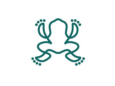 Frog Logo Concept