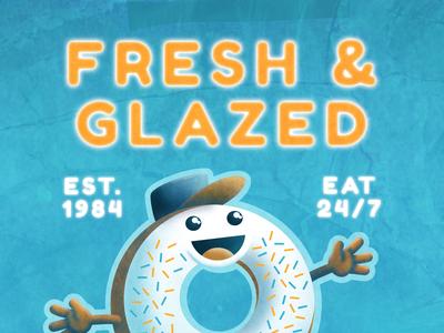 Fresh and Glazed