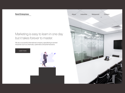 Marketing Landingpage