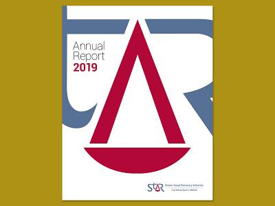 StAR Annual Report cover design annual report annualreport vector design cover graphic design