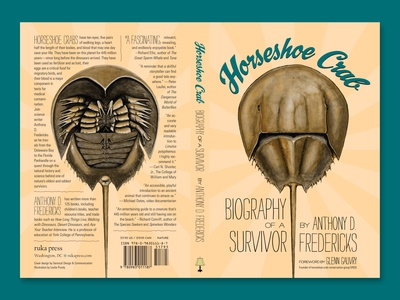 Horseshoe Crab Cover