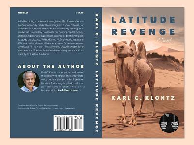 Latitude Revenge book cover print illustration book cover cover graphic design